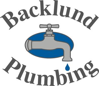 Backlund Plumbing Logo